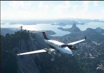 Soar with Microsoft Flight Simulator 2020—Proudly Contributed by Sparx* – A Virtuos Studio