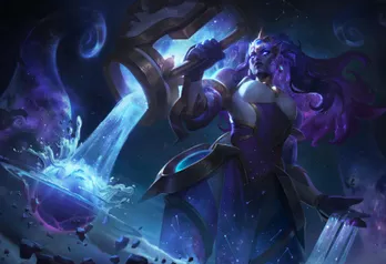 Riot X Virtuos Partnership: The 9 Cosmic Skins Patch in League of Legends Is Now Live!