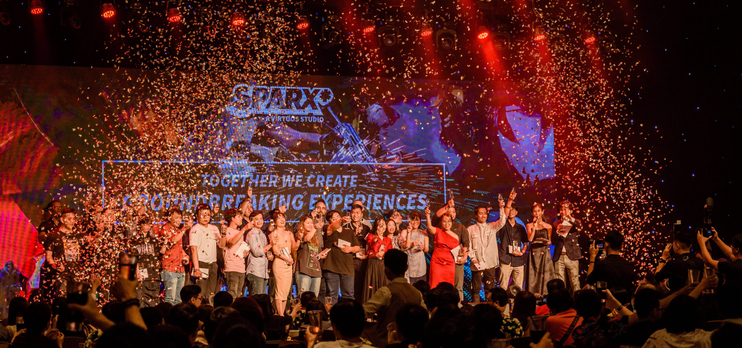 Sparx* Year End Party 2020
